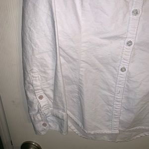Tommy Hilfiger Shirts & Tops - Girls Tommy Hilfiger Button Down Top Size s/p 7